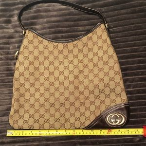 ITEM HAS SOLD Gucci Shoulder Bag Additional Photos